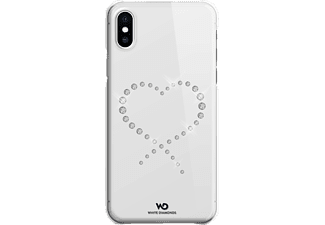 WHITE DIAMONDS Eternity Handyhülle, Apple iPhone Xs, Crystal