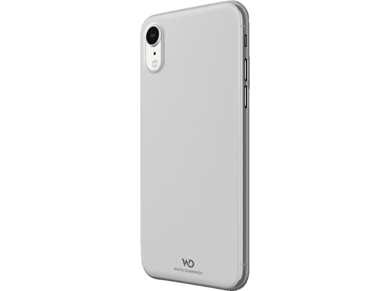 WHITE DIAMONDS  Ultra Thin Iced Backcover Apple iPhone XR Kunststoff Transparent | 04260460958945