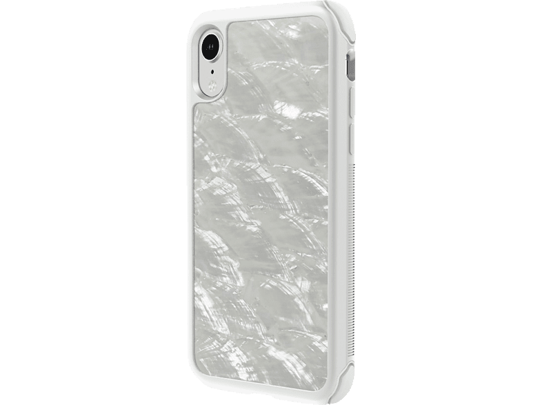 WHITE DIAMONDS Tough Backcover Apple iPhone XR  Pearl