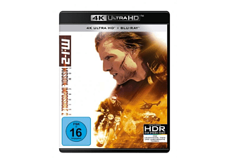 Mission Impossible 2 - (4K Ultra HD Blu-ray)