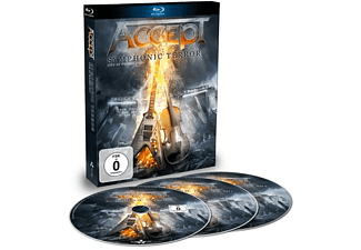 Accept - Symphonic Terror-Live at Wacken 2017 - (CD + Blu-ray Disc)