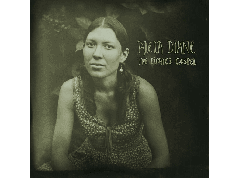 Diane Alela - The Pirate's Gospel (2CD-Deluxe Edition) [CD]