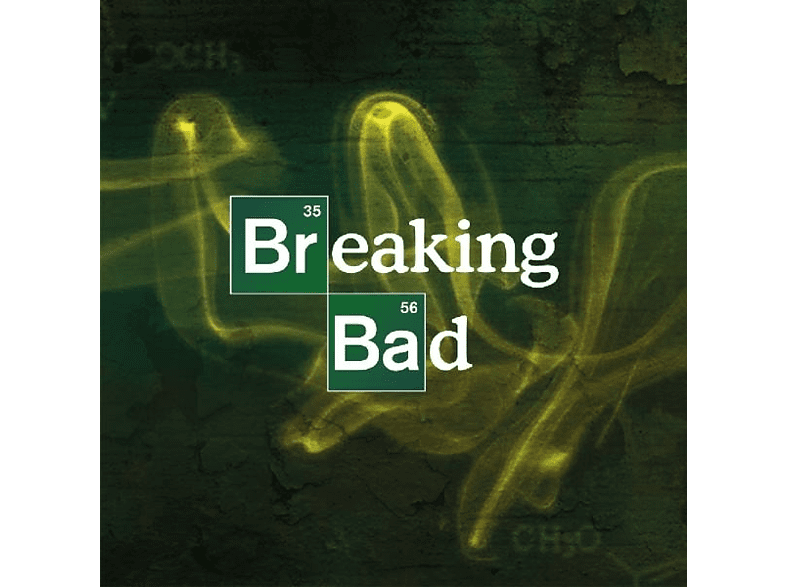 "O.S.T. - Breaking Bad (5x10""Box) Ltd.Albuquerque Crystal V [EP (analog)]"