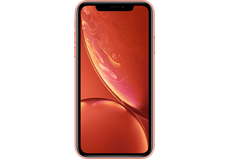 APPLE iPhone Xr - 64 GB Koraal (Oranje)