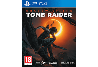 SQUARE ENIX Shadow Of The Tomb Raider PS4 Oyun
