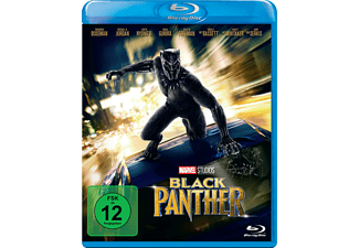 Black Panther Action Blu-ray
