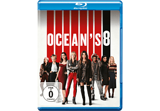 Ocean's Eight Action Blu-ray