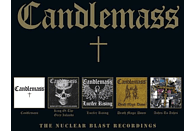 Candlemass - The Nuclear Blast Recordings (5CD Box) [CD]
