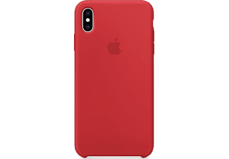 APPLE Cover Silicone iPhone Xs Max (Product)Red (MRWH2ZM/A)