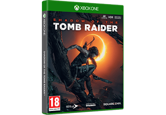 SQUARE ENIX Shadow of the Tomb Raider XBox One Oyun