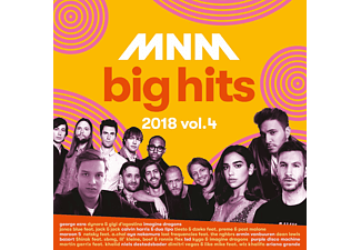 MNM Big Hits 2018 Vol. 4 CD