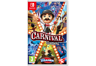 Carnival Games NL/FR Switch