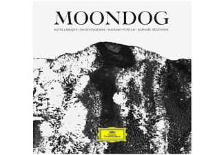 Katia Labeque, David Chalmin & Massimo Pupillo - Moondog LP