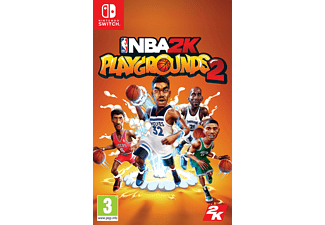 NBA 2K Playgrounds 2 FR/NL Switch