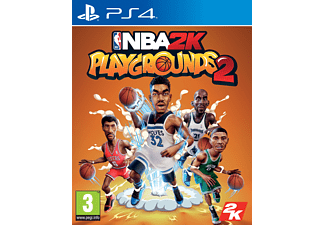 NBA 2K Playgrounds 2 NL/FR PS4