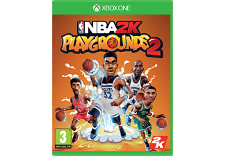 NBA 2K Playgrounds 2 FR/NL Xbox One