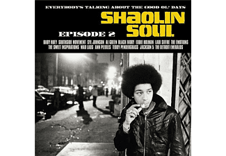 VARIOUS - SHAOLIN SOUL EPISODE 2 (2LP, GF+CD) - (LP + Bonus-CD)