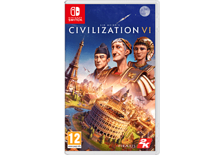 Civilization VI FR/NL Switch