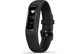 GARMIN Activity Tracker Vivosmart 4 (Small/Medium) Zwart (010-01995-00)