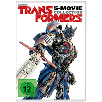 Transformers-5-Movie Collection [DVD]