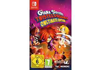 Giana Sisters Twisted Dreams Owltimate Edition - Nintendo Switch