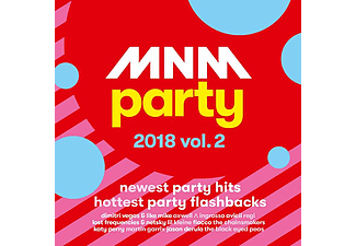 MNM Party 2018 Vol. 2 CD