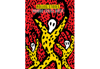 The Rolling Stones - Voodoo Lounge Uncut (Live At The Hard Rock Stadium, Miami, 1994) - (DVD)