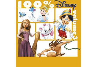 100 % Disney Vol. 3 CD