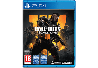 Call of Duty: Black Ops 4 UK/FR PS4