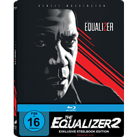 The Equalizer 2 (Exklusives Steelbook) [Blu-ray]