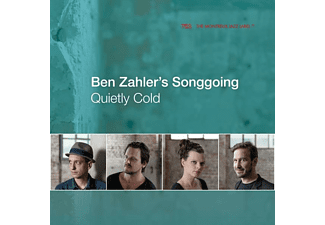 Ben Zahler's Songgoing - Quietly Cold - (CD)