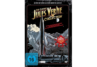 Die grosse Jules Verne Collection - (DVD)