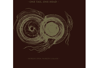 One Head One Tail - Worlds Open,Worlds Collide (Vinyl) - (Vinyl)