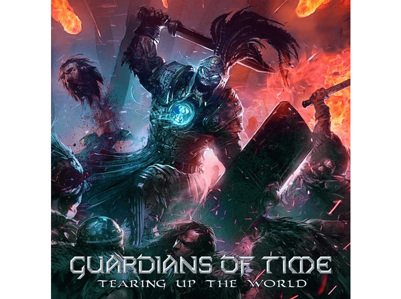 Guardians Of Time - Tearing Up The World (2LP) [Vinyl]