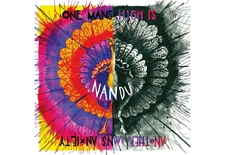 Nandu - One Mans High Is Another Mans Anxiety (2LP) - (Vinyl)