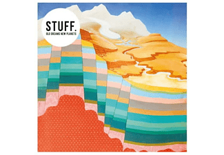 Stuff - Old Dreams New Planets - (CD)