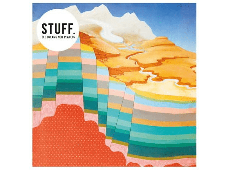 Stuff - Old Dreams New Planets [Vinyl]