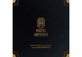 Cliff Martinez - Hotel Artemis (Original Motion Picture Soundtrack) - (Vinyl)