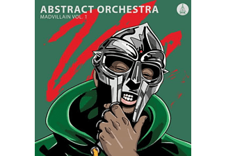 Abstract Orchestra - Madvillain Vol.1 - (Vinyl)