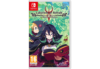 Nintendo Switch Labyrinth of refrain: Coven of Dusk