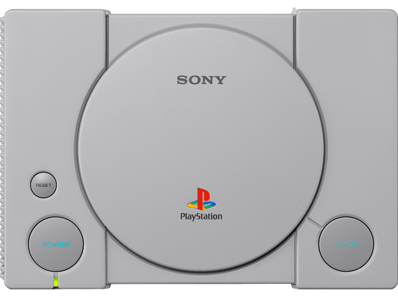 [saturn.at] SONY PlayStation Classic (SCPH-1000R) s 2 kontrolerima za 29,99€