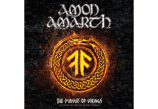 Amon Amarth - The Pursuit Of Vikings - (Vinyl)