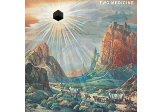 Two Medicine - ASTROPSYCHOSIS - (CD)