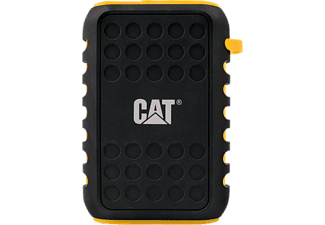 CATERPILLAR Power Bank ACTIVE URBAN IP65 10.000 mAh wetterfest, staubdicht und stoßfest