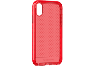 TECH21 Evo Check Handyhülle, Apple iPhone XR, Rot