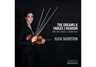 Elicia Silverstein - The Dream And Fables I Fashionned - (CD)