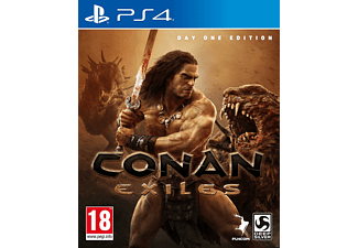 PS4 Conan Exiles: Day One Edition