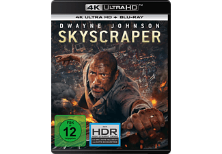 Skyscraper - (4K Ultra HD Blu-ray + Blu-ray)