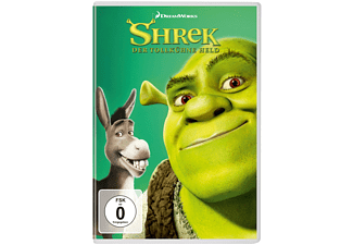 Shrek-Der tollkühne Held - (DVD)