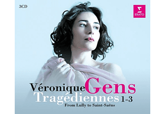 Gens Veronique - Veronique Gens-Tragédiennes 1-3 - (CD)